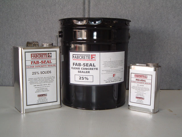 FAB-Seal available in 1 gallon or 5 gallons